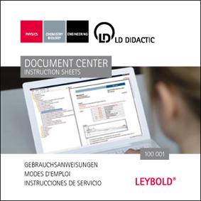 CD: Document Center Gebrauchsanweisungen