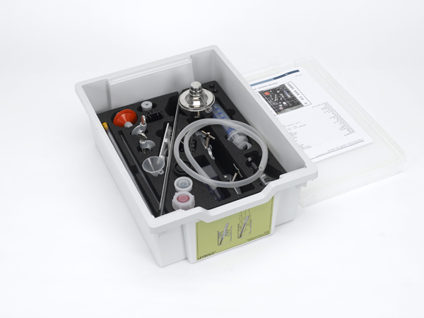 Science Kit Physik: Hydrostatik / Wärmelehre