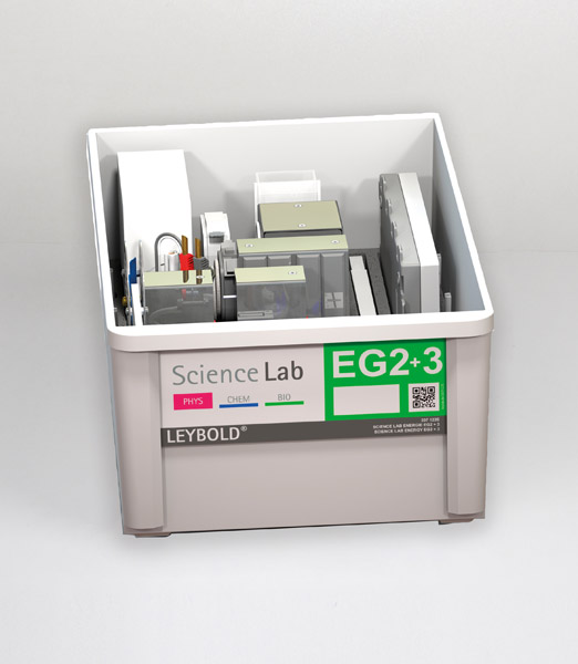 Science Lab Energie EG3 (Satz)