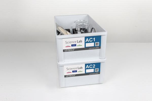 Science Lab Anorganische Chemie AC (Satz)