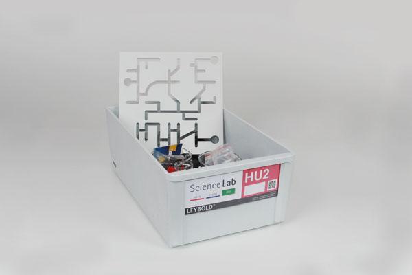 Science Lab Humanbiologie HU2 (Satz)