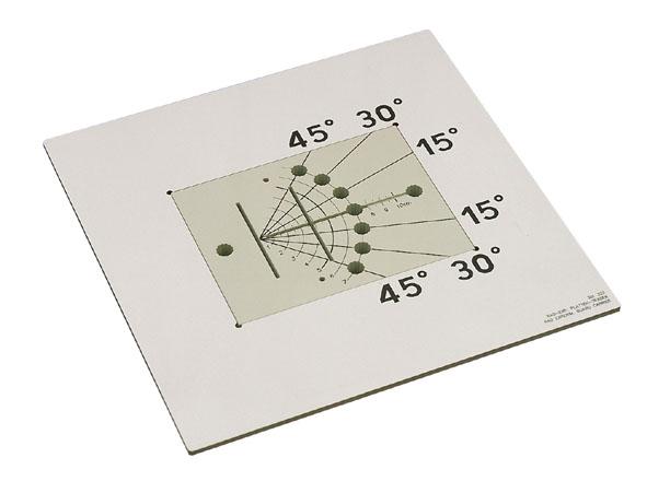 RAD-Experimentierplatten-Träger mit Experimentierplatte