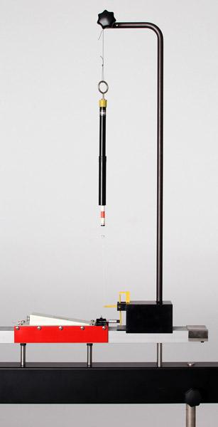 Düsengleiter mit Kraftmesseinrichtung