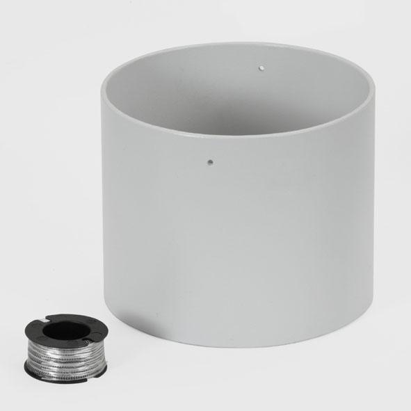 Hohlzylinder für Flüssigkeitsreibung