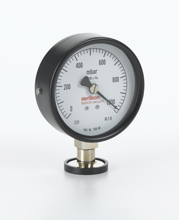 Federmanometer DN 16 KF