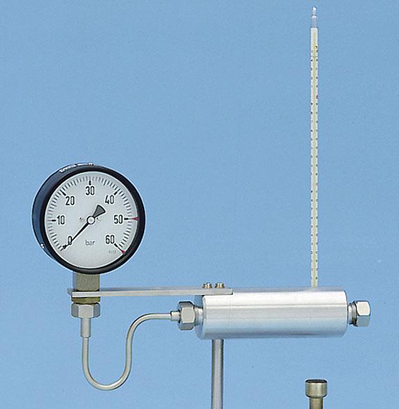 Hochdruckdampf-Gerät