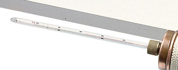 Thermometer für Kalorimeter, +15...35 °C/0,2 K