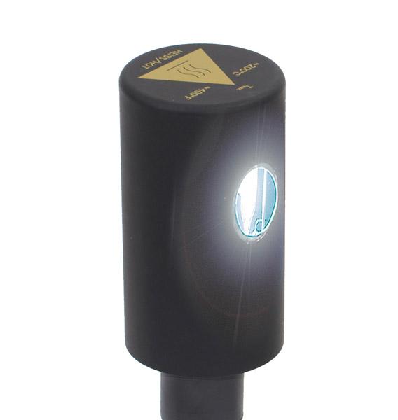 Quecksilber-Hochdrucklampe in Gehäuse