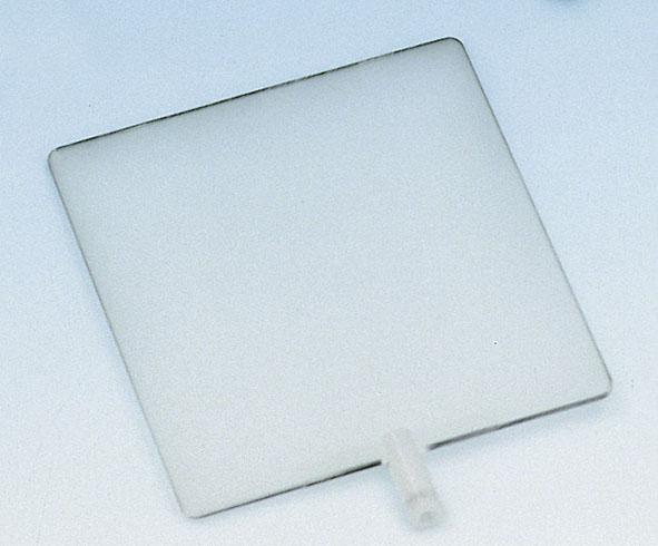 Transparentschirm auf Stiel