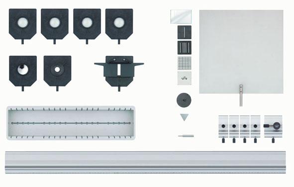 Optik S 1, Gerätesatz