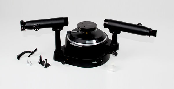 Spektrometer mit Goniometer