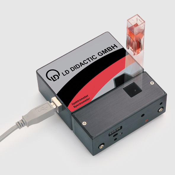 Kompakt-Spektrometer, komplett