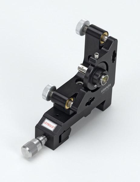 Faser-Kollimator mit ST-Verbinder, links