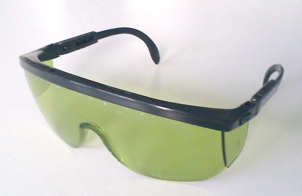 Laserschutzbrille 808 und 1064 nm