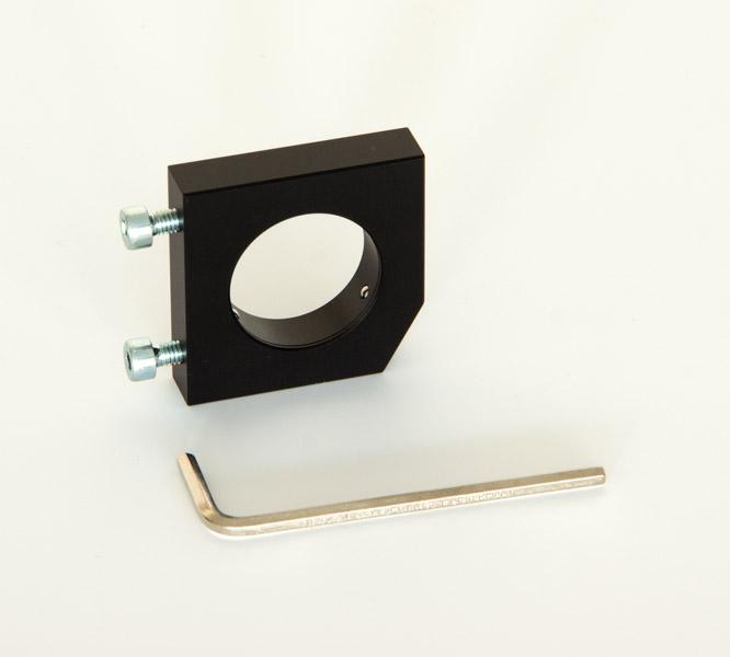 Aufnahmeplatte für Schwenkarm