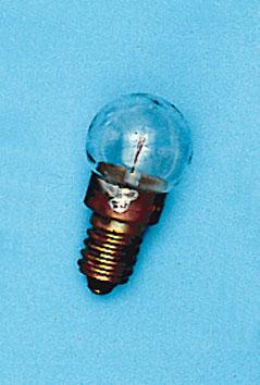 Glühlampe 6 V/5 W, E10, Satz 10