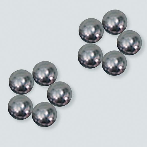 Kugel-Magnete, Satz 10