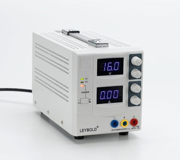 DC-Netzgerät 0...16 V/0...5 A