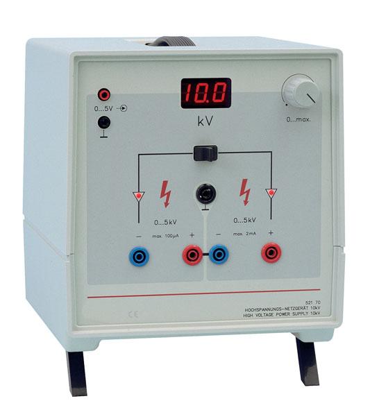 Hochspannungs-Netzgerät 10 kV