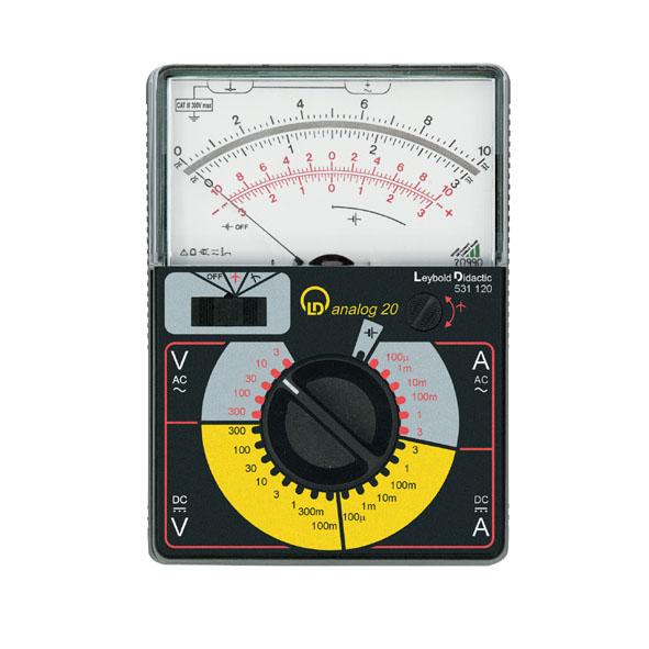 Vielfach-Messgerät LDanalog 20 (Multimeter)