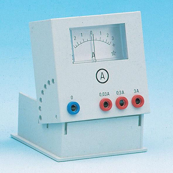 Amperemeter 0,03/0,3/3 A