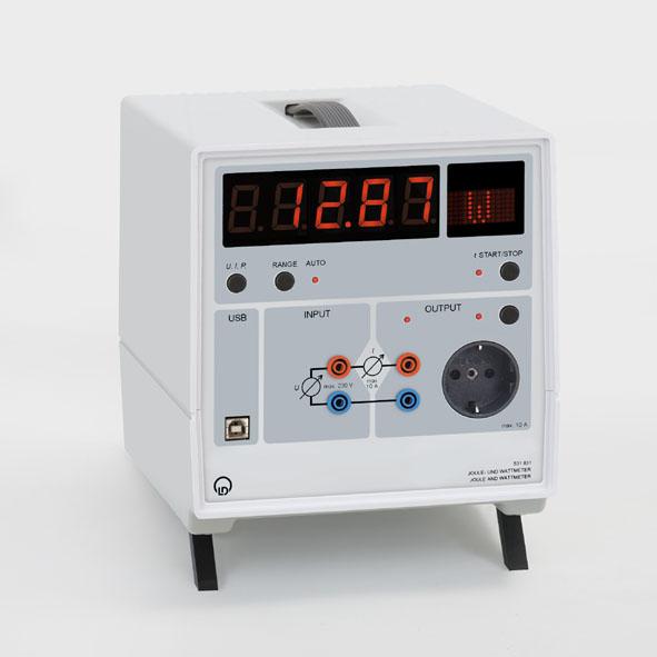 Joule- und Wattmeter