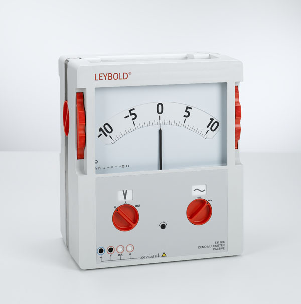 Demo-Multimeter, passiv
