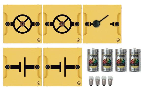 BST D Gerätesatz Einfacher Stromkreis