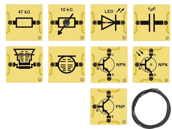 BST D Gerätesatz Transistorelektronik