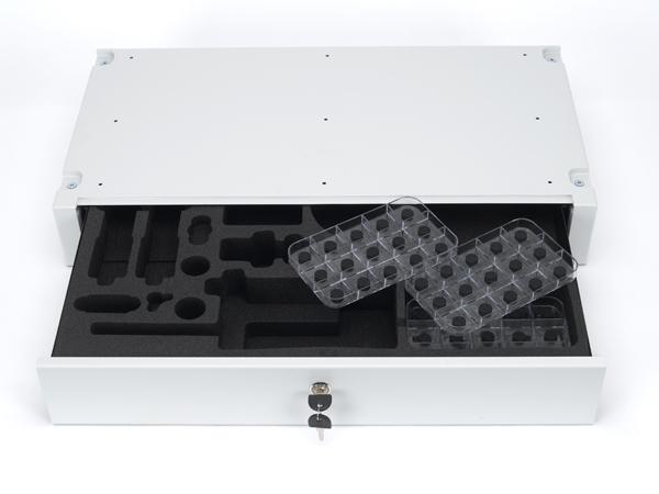 Schublade zum Röntgengerät