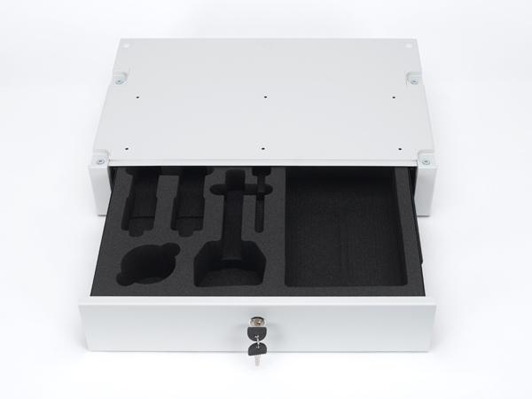 Schublade zum Computertomografiemodul