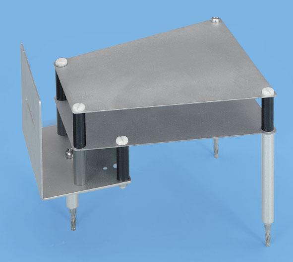 Plattenkondensator X-ray