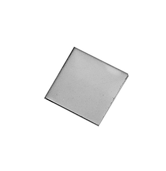 LiF-Kristall für Laue-Aufnahme