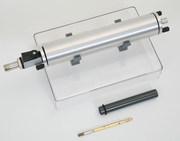 Alpha-Spektroskopiekammer