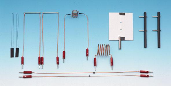 Elektromagnetisches Versuchsgerät