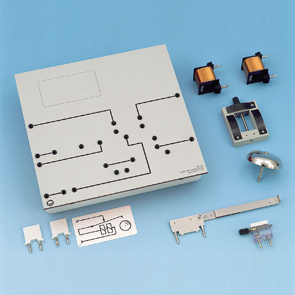 Klingel-/Relais-Modell, Gerätegruppe