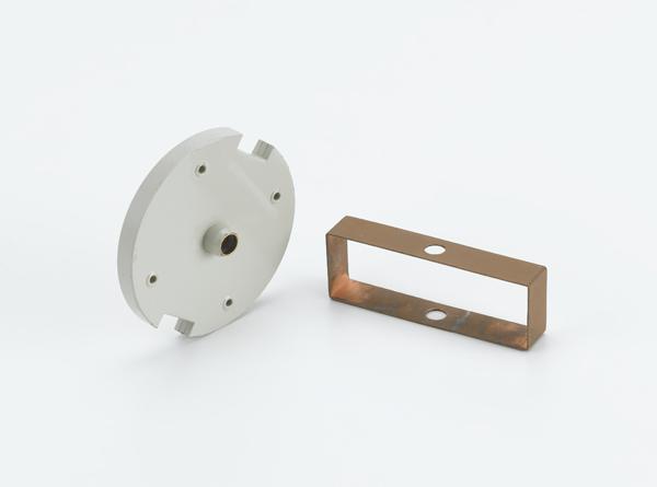 ELM Kupfer-Ring mit Eisenscheibe