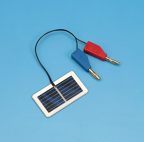 Solarzelle 0,5 V/0,3 A