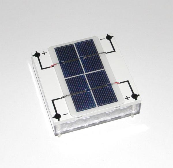 Solarmodul 2 V/0,3 A, STE 4/100