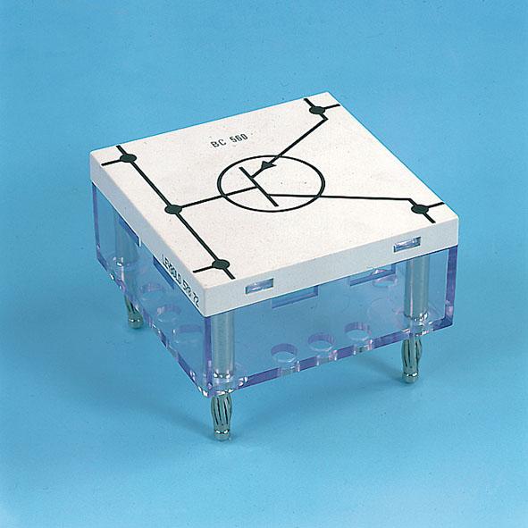 Transistor BD 138, PNP, E.o., STE 4/50