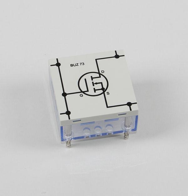 Transistor (MOSFET) BUZ 73, STE 4/50