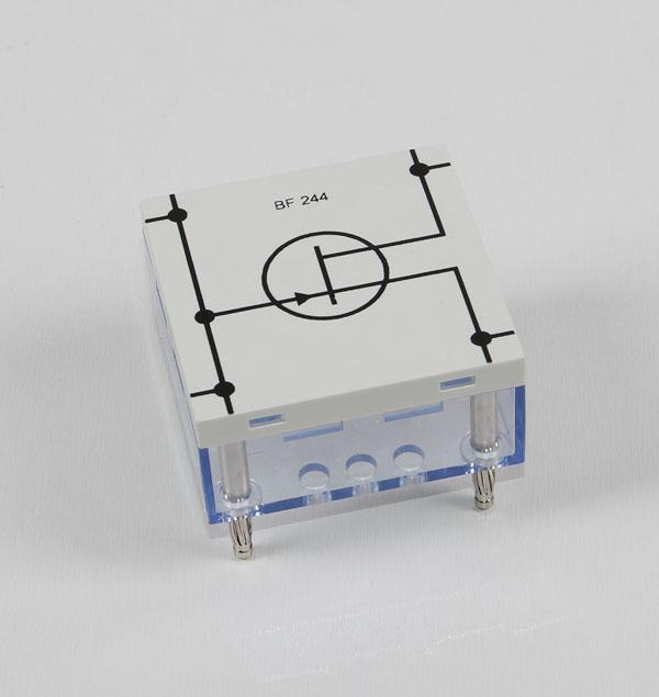 Transistor (Feldeffekt) BF 244, STE 4/50