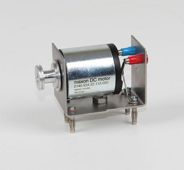 Motor und Tachogenerator, STE 4/19/50