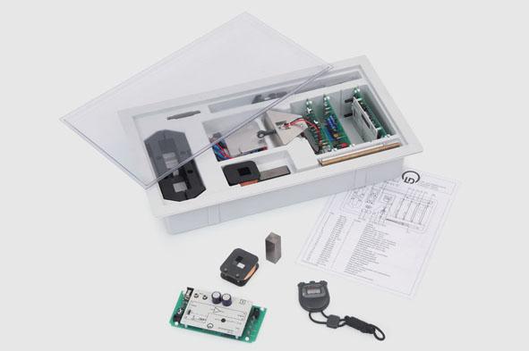 Schüler-Experimentierkasten Magnetismus - Elektrik - Elektronik