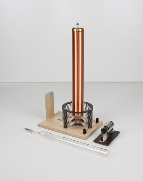 Teslatransformator, Gerätesatz