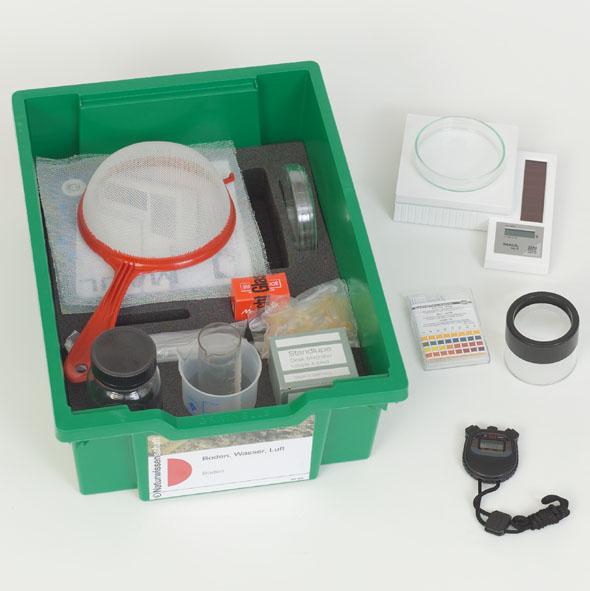 Science Kit Naturwissenschaften: Boden