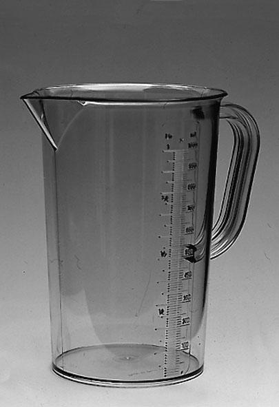 Messbecher SAN, 1000 ml