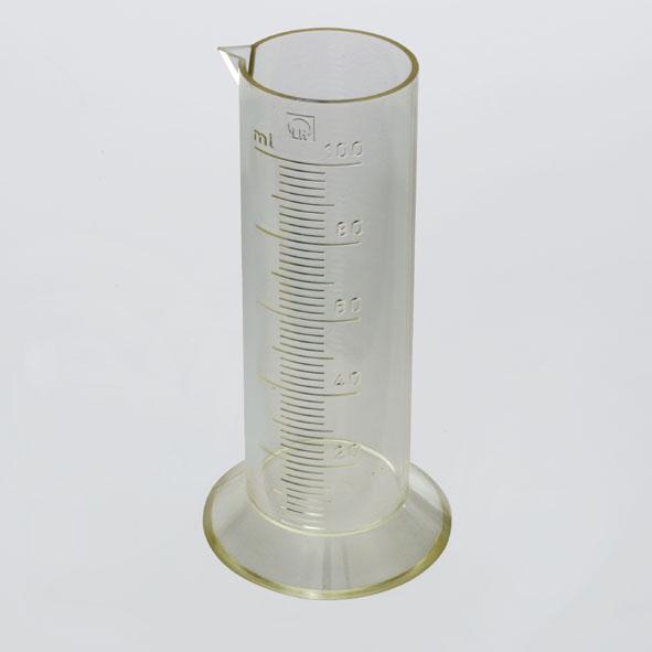 Messzylinder SAN 100 ml