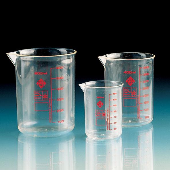 Laborbecher PMP, 50 ml, h.F.