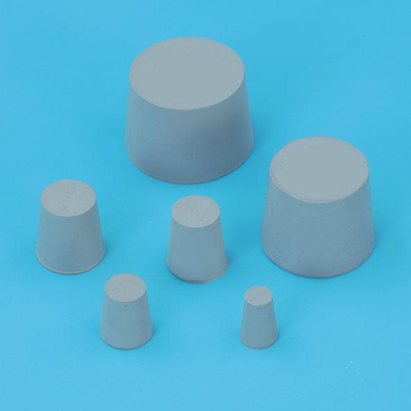 Gummistopfen voll, 14...18 mm Ø